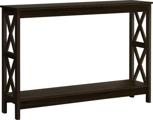 Briarfern Espresso Sofa Table