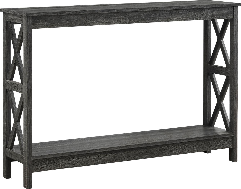 Briarfern Gray Sofa Table