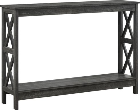 Briarfern Gray Sofa Table