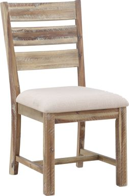 Brickhaven Natural Dining Chair