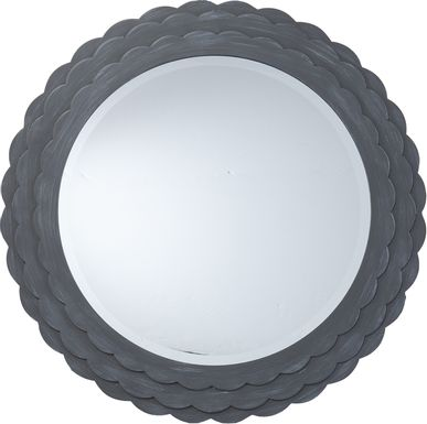 Bricklane Gray Mirror