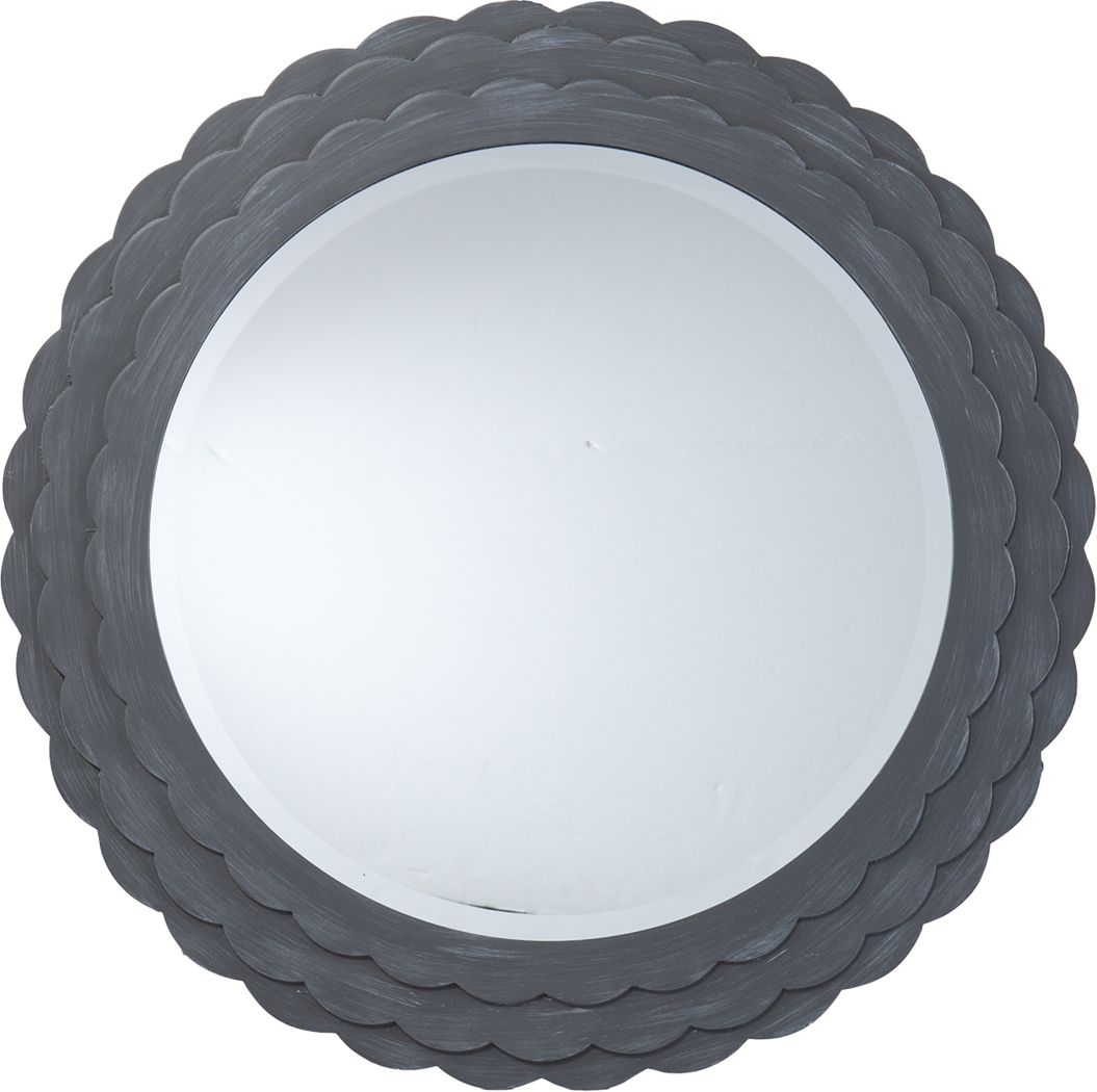 Bricklane Gray Mirror
