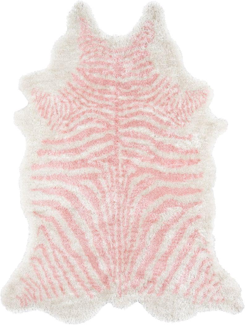 Brimley Canyon Pink 3'6 x 5'6 Rug