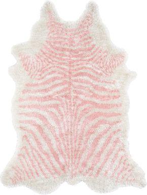 Brimley Canyon Pink 7'6 x 9'6 Rug