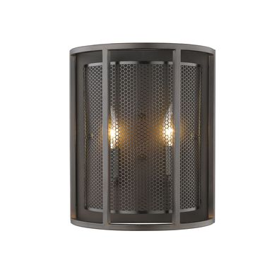 Brinkley Place Bronze Sconce