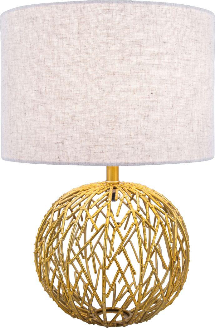 Brixen Gold Lamp