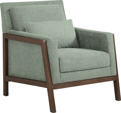 Broadview Park Sage Accent Chair