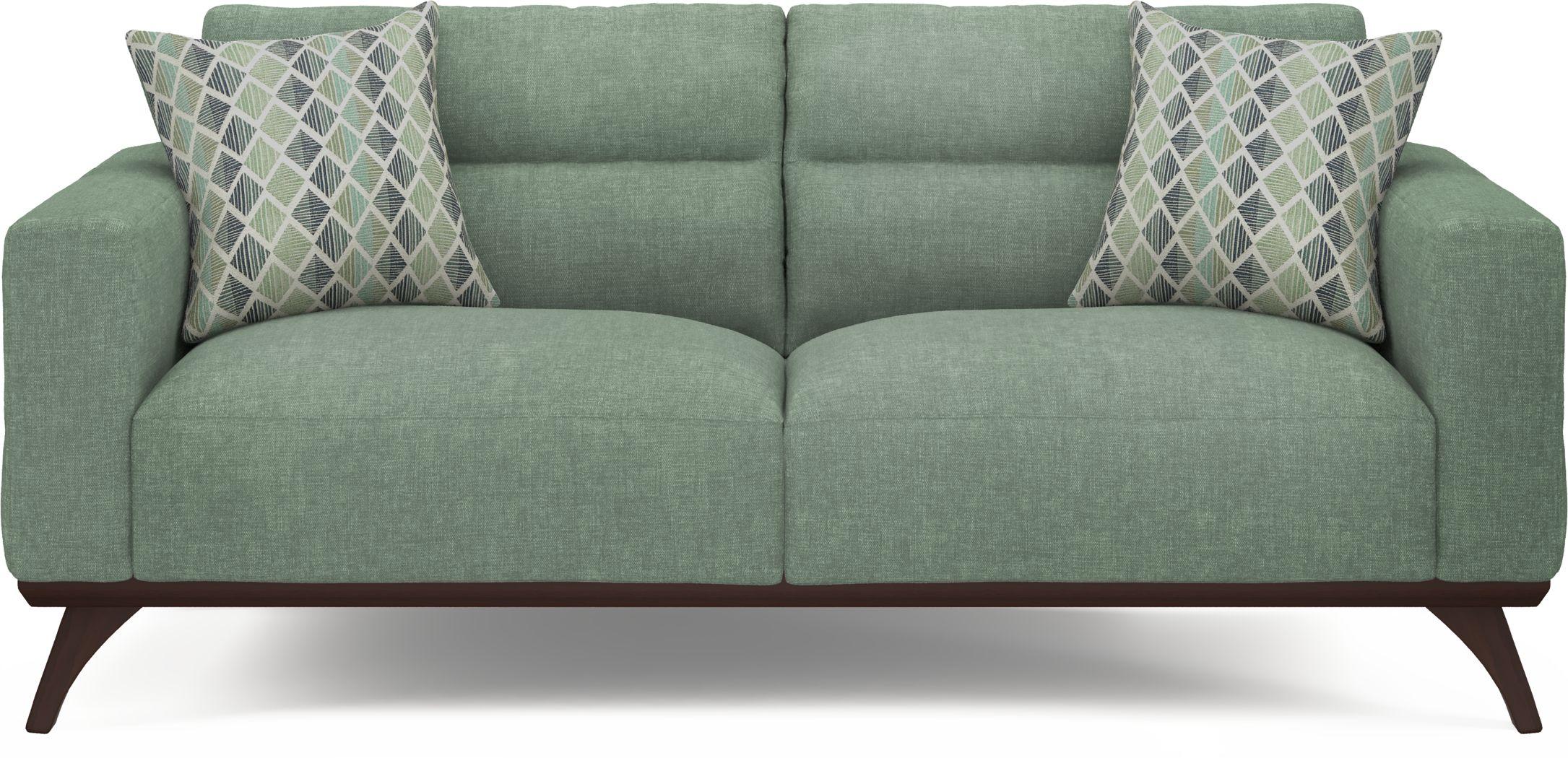 Broadview Park Sage Sofa