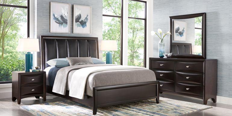 Upholstered Tufted Queen Bedroom Sets