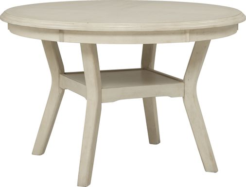 Brookgate Bisque Round Dining Table