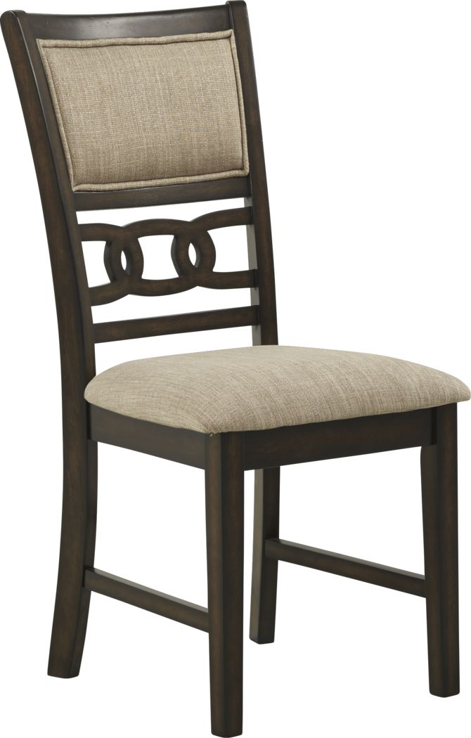 Brookgate Brown Cherry Side Chair