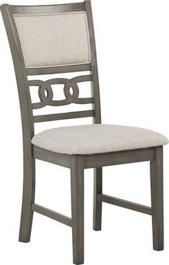 Brookgate Gray Side Chair