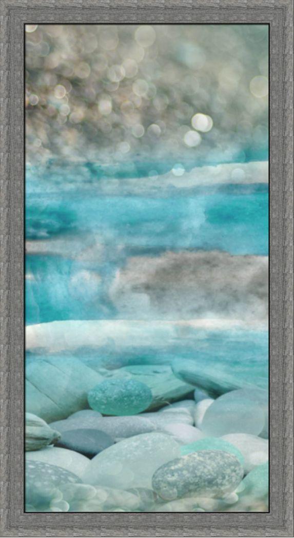 Brookglen I Blue Artwork