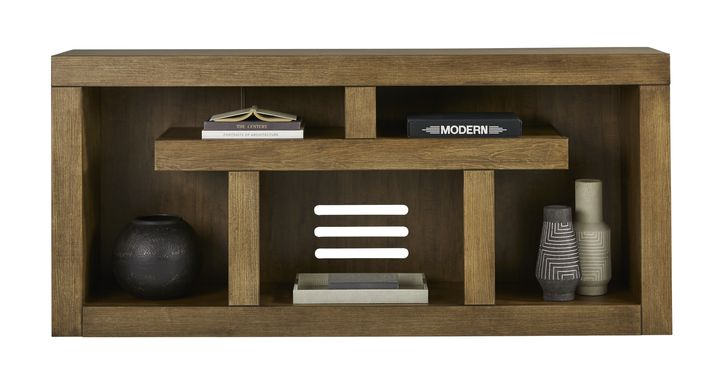 Brookland Park Brown 80 in. Console