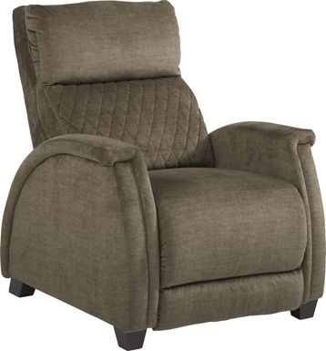Brunning Brown Triple Power Recliner