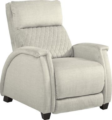 Brunning Gray Triple Power Recliner