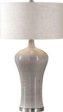 Brycebrook Gray Lamp