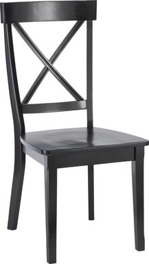Brynwood Black Side Chair