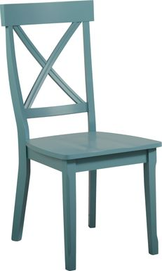 Brynwood Blue Side Chair
