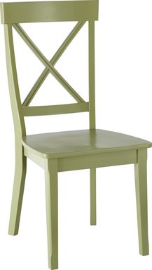 Brynwood Green Side Chair