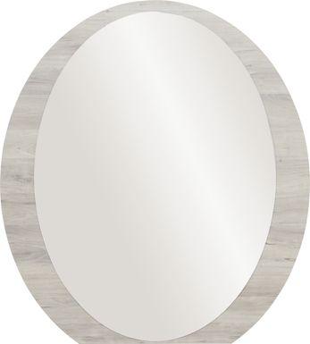 Buccone Heights Gray Mirror