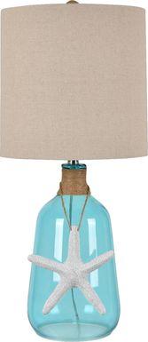 Buckleigh Blue Lamp
