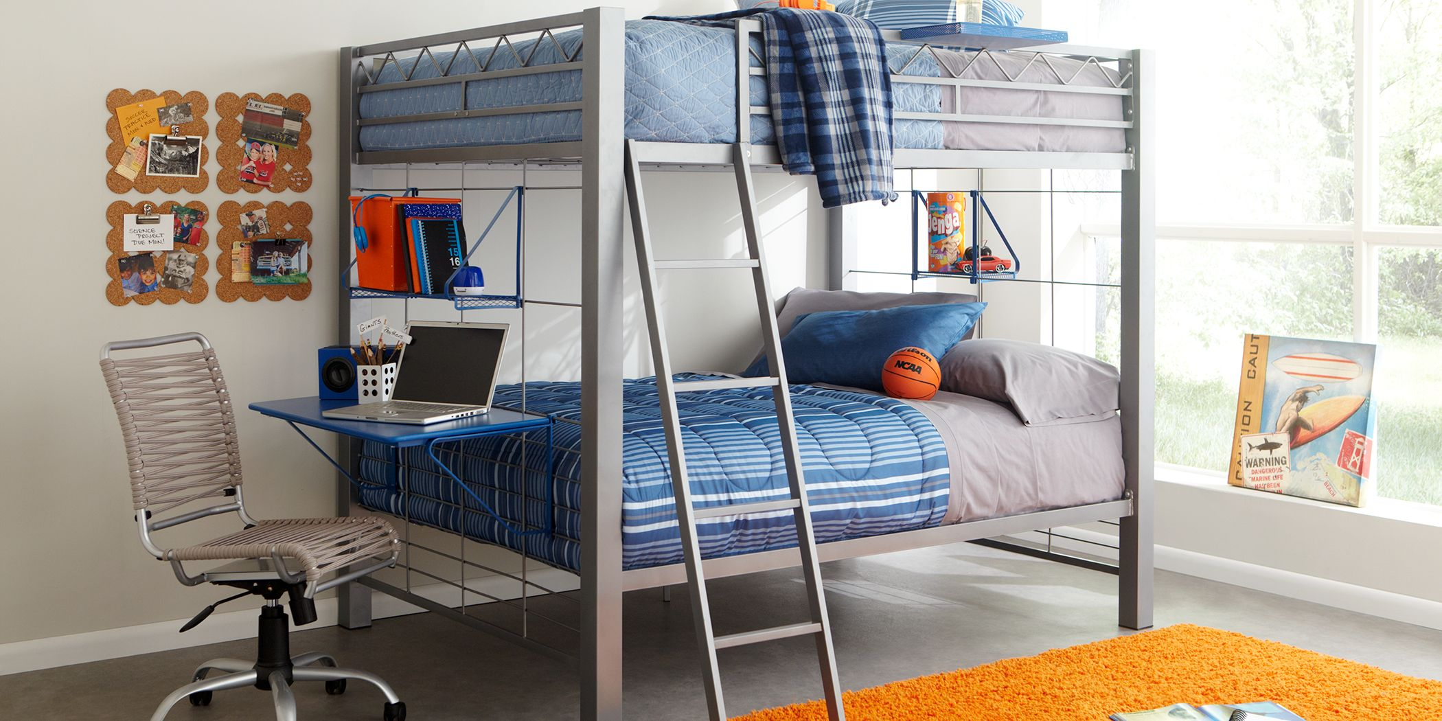 Picture of: Bunk Beds For Kids