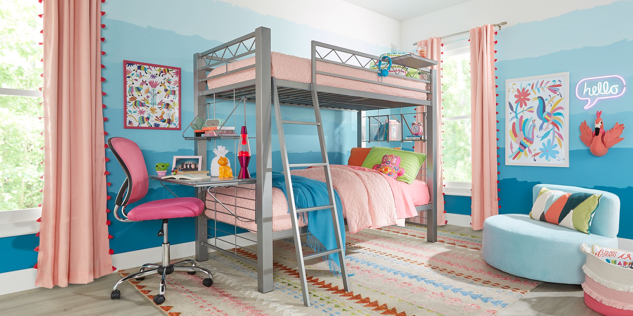 Types Of Bunk Beds Material Construction