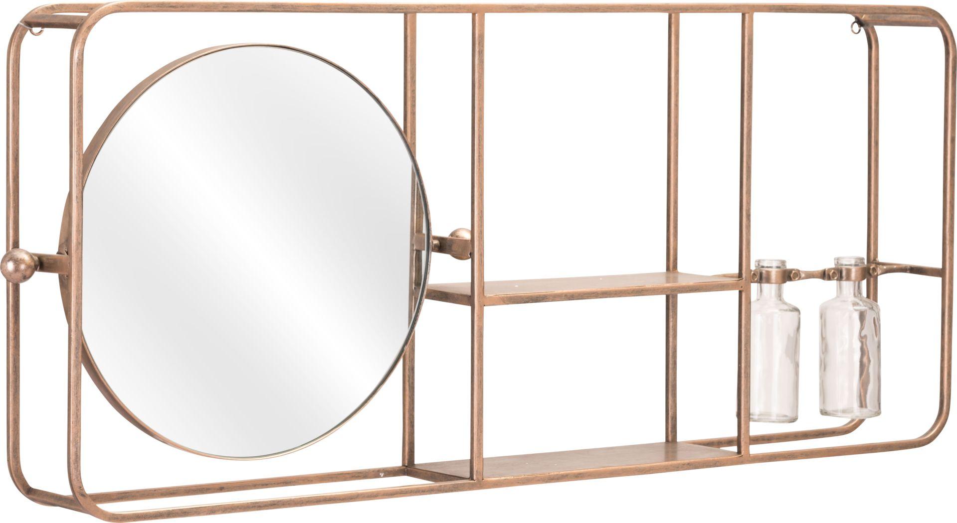 Bungalowe Gold Mirror