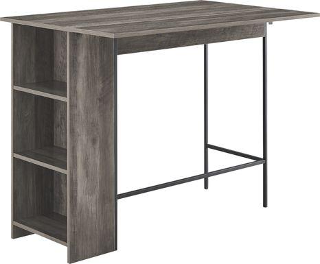 Buritt Gray Counter Height Table