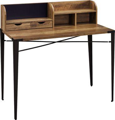 Burkbrooks Brown Desk