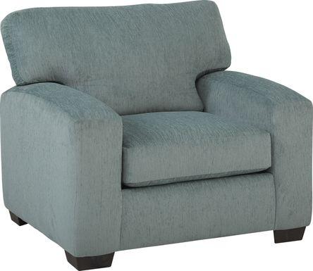 Burke Teal Chair