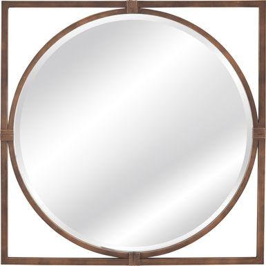 Burling Brown Mirror