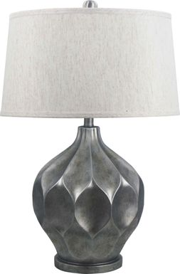Byrens Gray Lamp