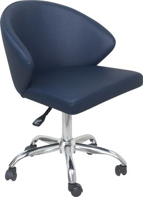 Cabela Blue Office Chair