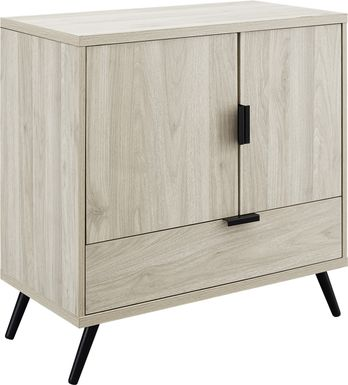 Cahners Birch Accent Cabinet