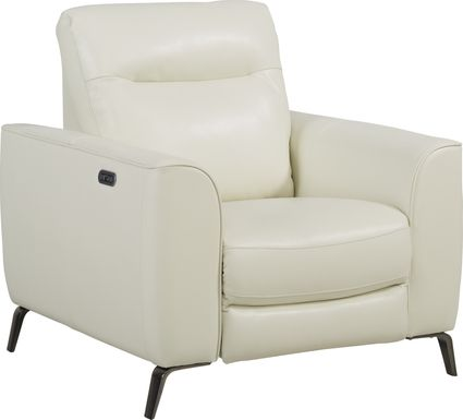 Calabra Ice Dual Power Recliner