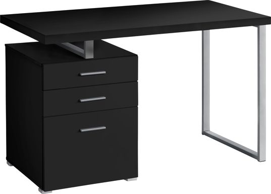 Calavetti Black Desk