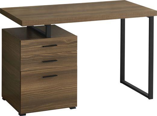 Calavetti Walnut Desk