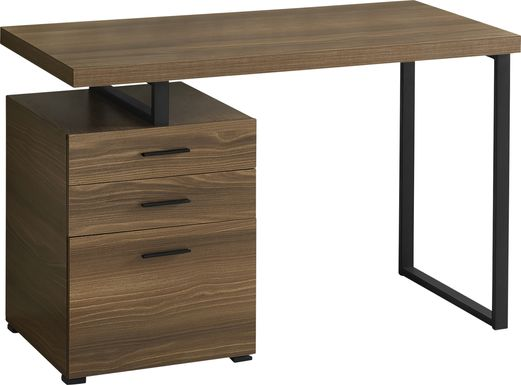 Calavetti Walnut Desk
