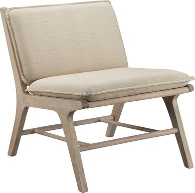 Callanish Beige Accent Chair