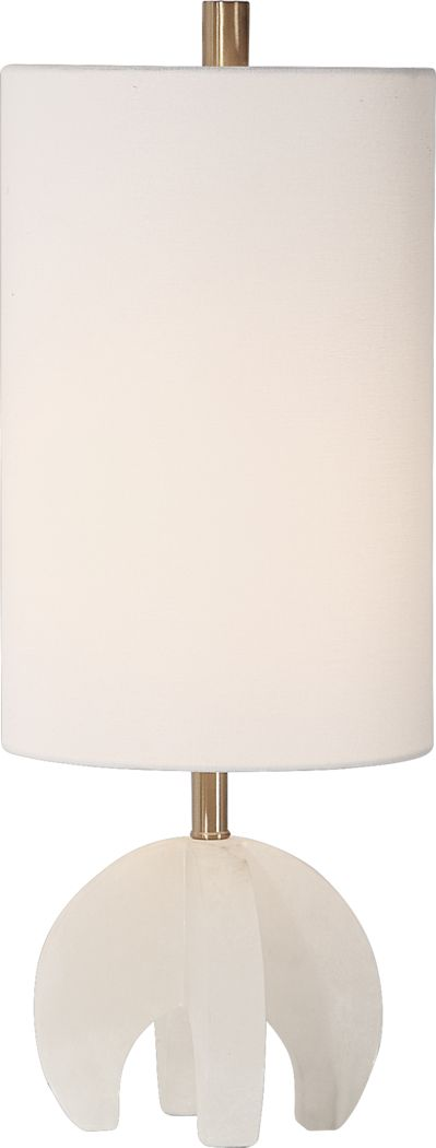 Camanito White Lamp