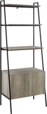 Camberwell Gray Bookcase