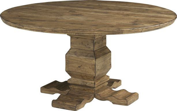 Canyon City Tan Dining Table