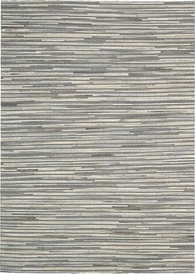 Capelle Silver 5'3 x 7'4 Rug