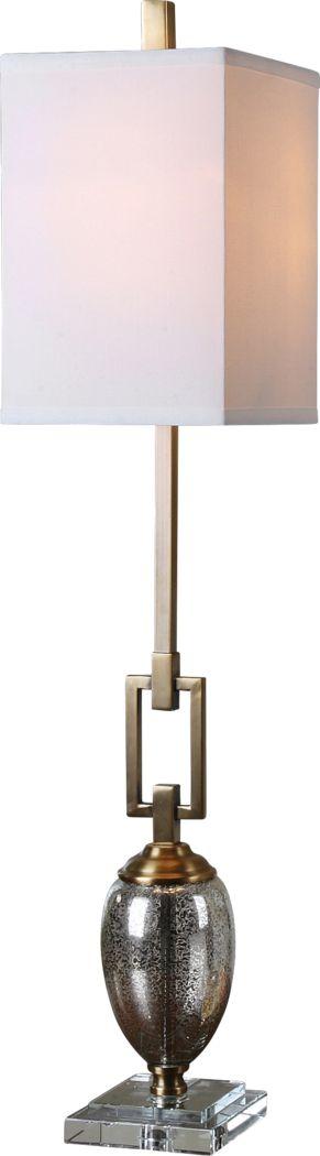Cappinton Silver Lamp