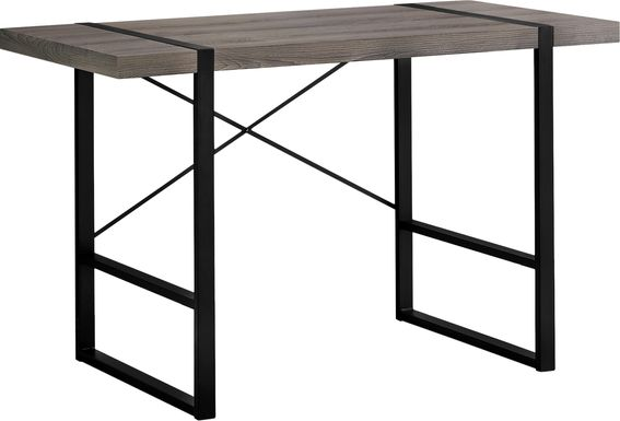 Carnahan Dark Taupe Desk