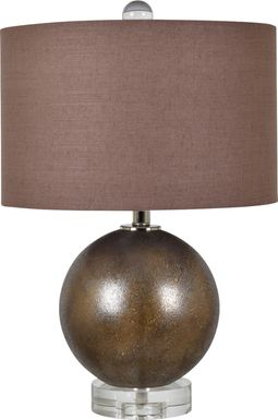Carneros Copper Lamp