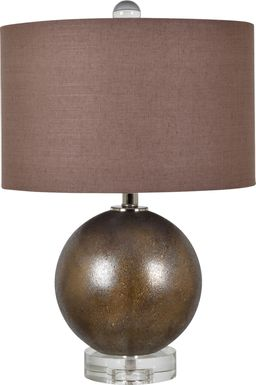 Carneros Copper Lamp