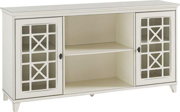 Carovilli White Sideboard